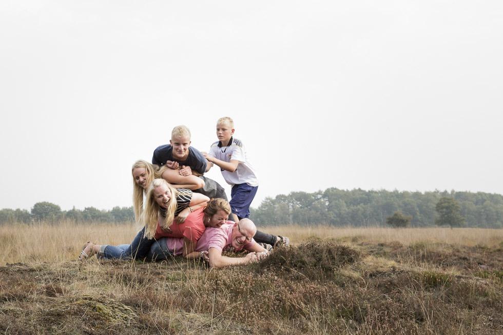 Familieshoot - Tilly Fotografeert - Groningen