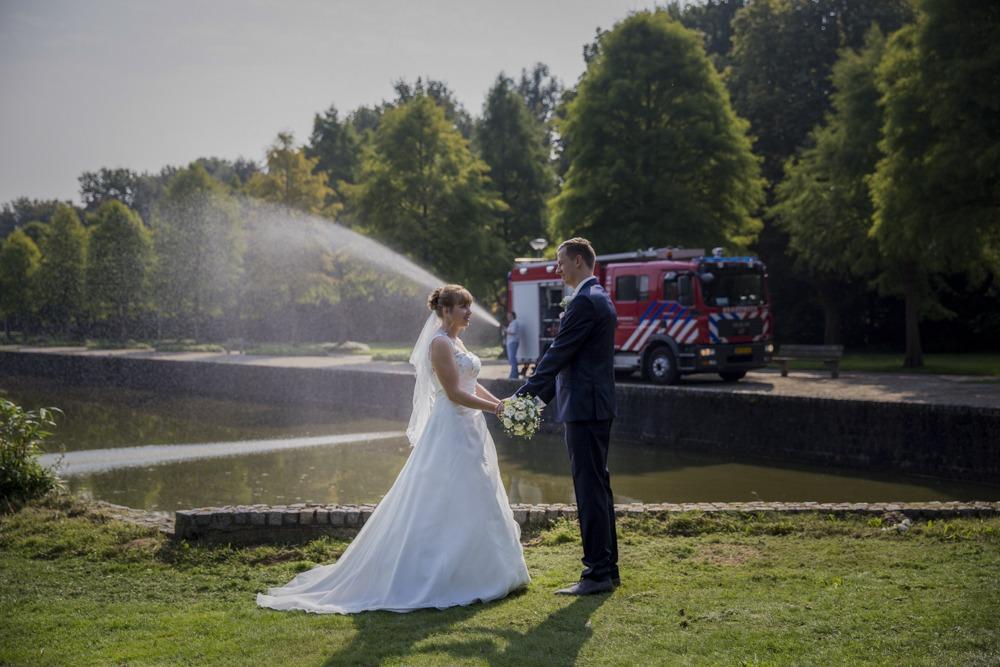 Creatieve en unieke trouwfoto's - het verhaal achter deze foto - Tilly Fotografeert