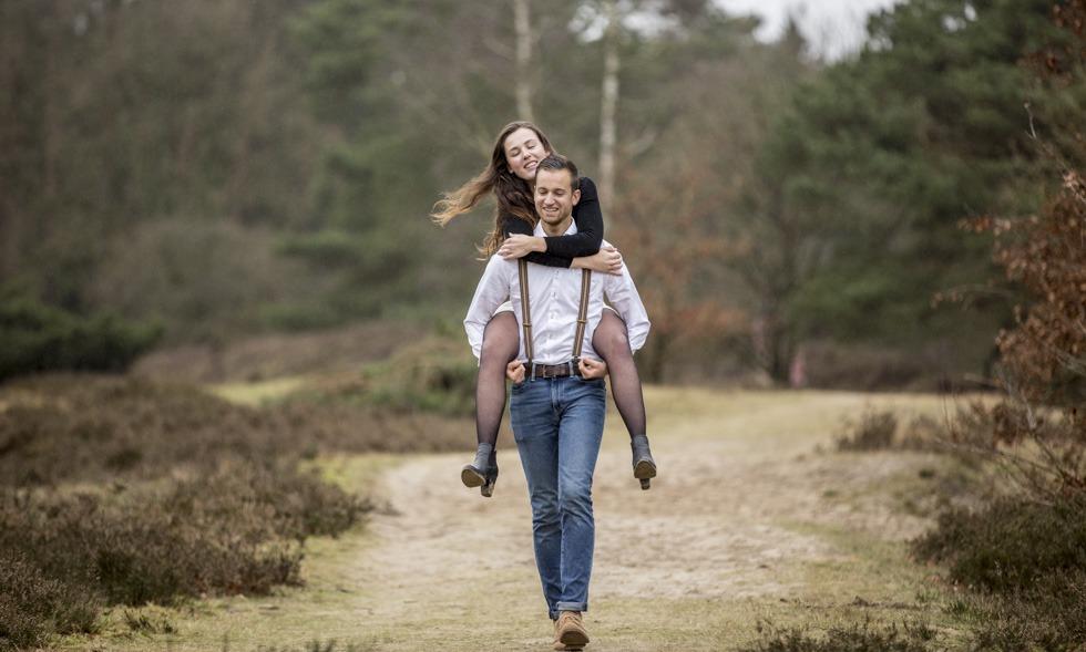Loveshoot - Zeegserduinen -Tilly Fotografeert