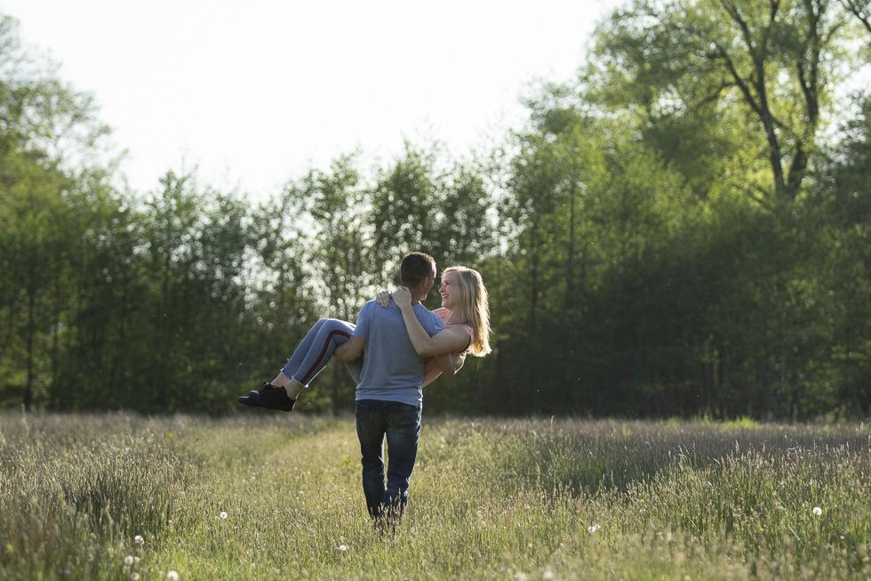 Verliefd & Verloofd en nu trouwen!