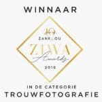 Winnaar Internationaal Wedding Award Trouwfotografie